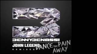 Benny Benassi ft  John Legend- Dance The Pain Away