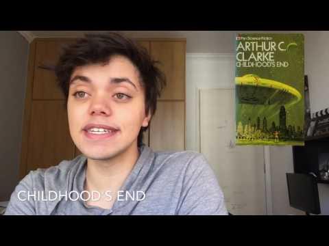 O fim e infância (childhood's end)- Arthur Charles Clarke #8