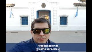 Sé Libre de Preocupaciones - Dr. Adrián Jaime