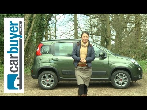 Fiat Panda 4x4 2013 review - CarBuyer