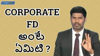 Corporate FD - Money Doctor Show Telugu | EP 221
