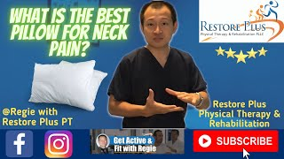 What is the Best Pillow for Neck Pain?