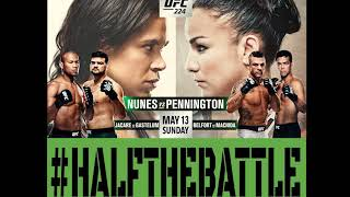 UFC 224: Nunes vs Pennington Bets, Picks, Predictions on Half The Battle