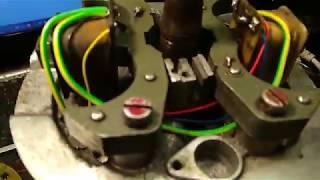 Батарейное зажигание на ветерок 8