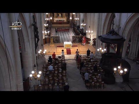 Messe du 3 juin 2021 à St-Germain-l'Auxerrois