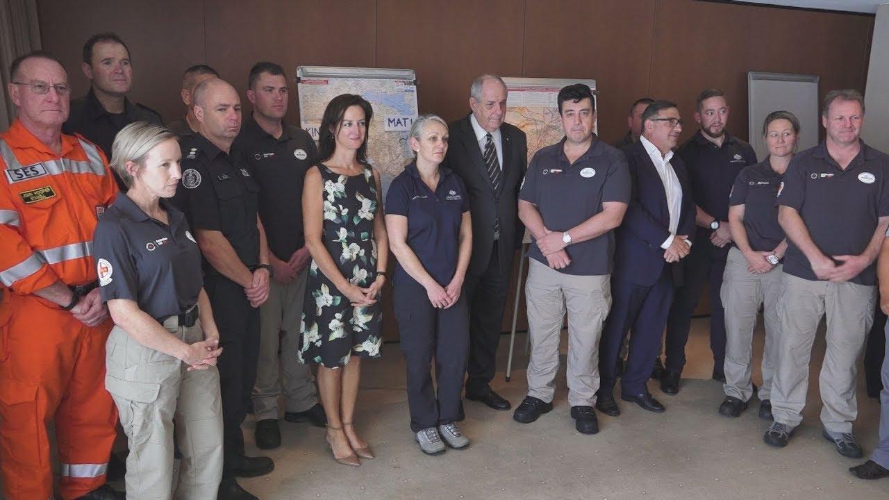 Παροχή βοήθειας από την Αυστραλία στην Ελλάδα για την ανάκαμψη από τις πυρκαγιές