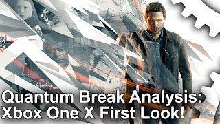 Analisi grafica Xbox One X vs Xbox One S