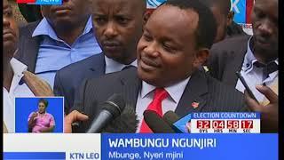 Uamuzi wa kufutilia mbali uchaguzi wa urais unazidikumzolea Jaji Mkuu David Maraga