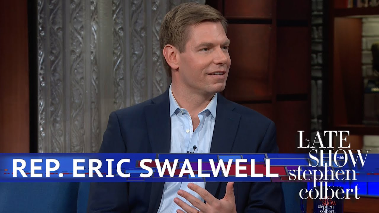 Rep. Eric Swalwell Is A Presidential Candidate thumbnail
