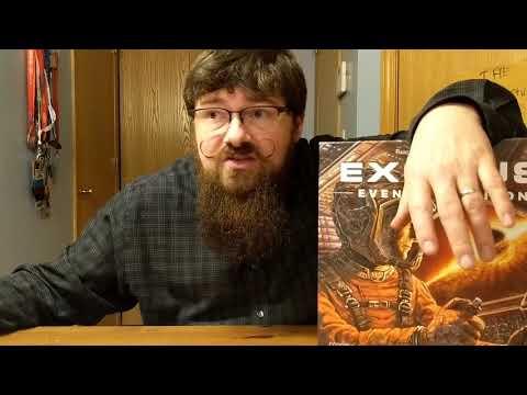 Exodus Event Horizon Four Player Review