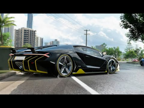 Forza Horizon 3 Official Xbox One X Enhanced Trailer