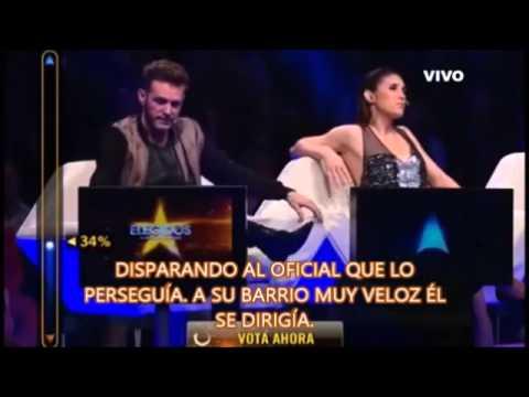 ELEGIDOS subtitulados- Historia de barrio por Matías Carrica. #Elegidos