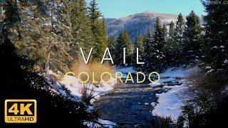 Vail Colorado in 4K