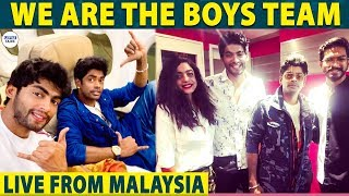 Mugen Rao And Abhirami's Cute Moments In Malaysia | Sandy | Tharshan | Bigg Boss | LittleTalks