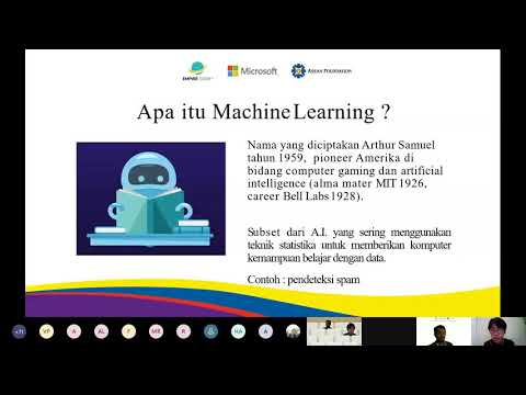 [Bahasa Indonesia] Online Training on Data Science for Educators ...