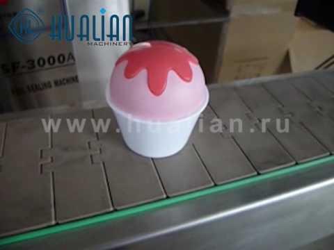 Запайщик горловины Hualian HL-3000А, индукционный