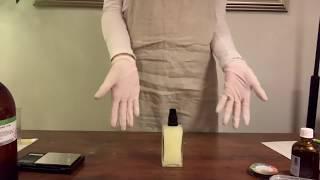 Leichtes Fluid für Mischhaut - Kosmetik selber herstellen