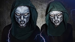 Dr Doom - Fantastic Four - Makeup Tutorial!