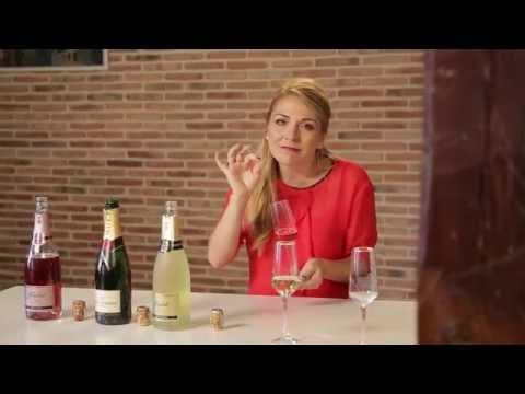Vinos espumosos. Diferencias entre cava y champagne.
