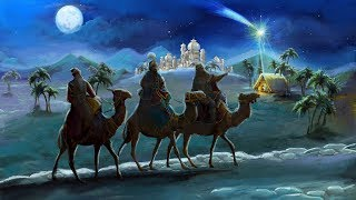 Beautiful Christmas Instrumental Carol - As With Gladness Men of Old