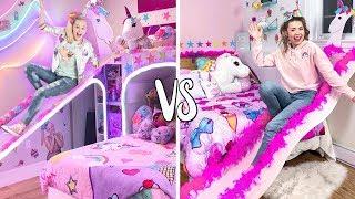 I TURNED MY ROOM INTO JOJO SIWA'S ROOM!! JoJo Siwa Room Makeover!!!