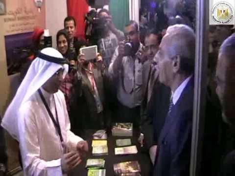 بالإنابة عن رئيس الوزراء ، الوزير/طارق قابيل يفتتح فعاليات الأسبوع الكويتي بمصر