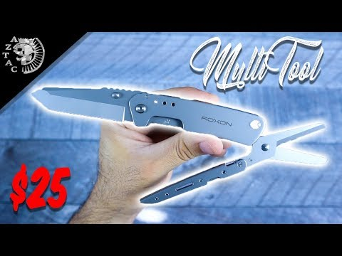 Best Scissors on a Multitool For Under $25!