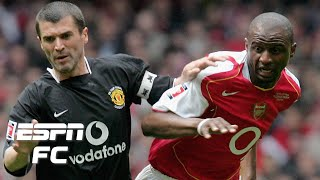 Man United's Roy Keane or Arsenal's Patrick Vieira: Who was tougher to play against? | Extra Time