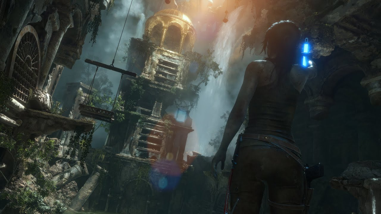 Video RISE OF THE TOMB RAIDER - ÉDITION COLLECTOR [PC]