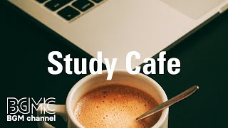 Study Cafe: Lounge Chill Jazz Music - Background Music for Coffee Day, Chill at Home, Relax at Night