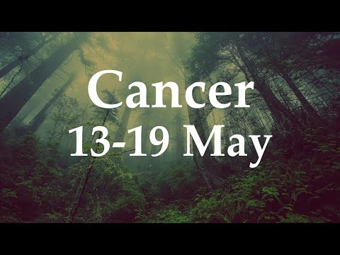 Cancer May 2019 - Tarot's Apprentice - Video - TimeOnMyNails com