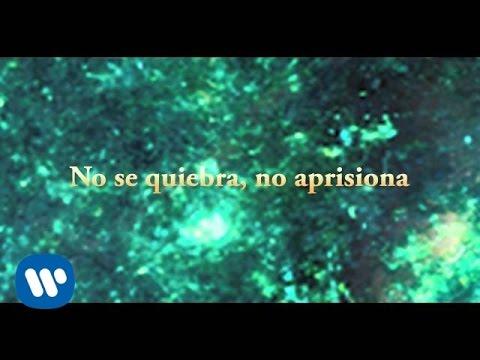 Maná - El Verdadero Amor Perdona (Lyric Video)