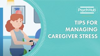 Tips for Dealing with Stress as a Caregiver