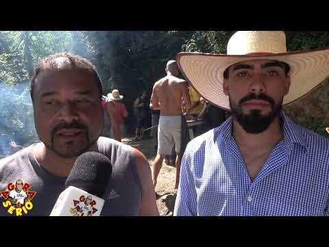 Adega do Cowboy faz aniversario de 1 ano regado de cerveja e costela assada no chão a vontade para clientes e amigos de São Lourenço da Serra