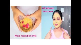 All about mud mask || DIY mud mask || How does it work on your skin ? || Glow Gossip