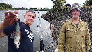 Алтайский край река чарыш рыбалка