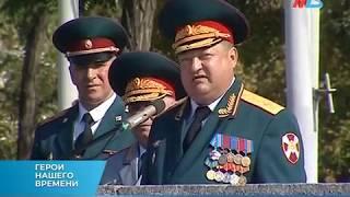 Калачевской бригаде Росгвардии вручена высокая государственная награда