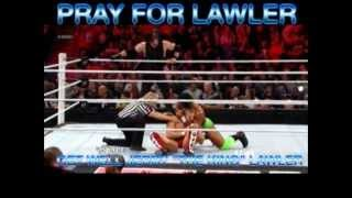 Jerry Lawler Heartattack raw (PRAY FOR LAWLER)