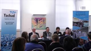 Yachad-NIF Security Conference: The Moral Cost
