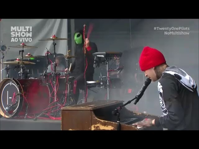 Twenty One Pilots - Stressed Out (Live HD Concert)