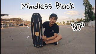 """Mindless Black 30"""" Surfskate Review and Test Ride"""