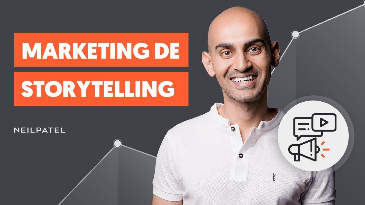 Marketing Storytelling: Como Criar Histórias Que Vendem e Constroem Sua Marca