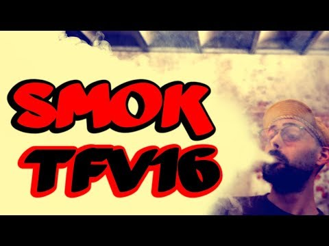 YouTube Video zu Smok TFV16 Tank Subohm Verdampfer 9 ml