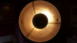 Luxus Steh Lampe Decken Fluter Scheinwerfer Wohnraum Beleuchtung Globo 58305 Montage Anleitung