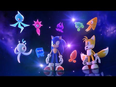 Sonic Colors : Spotlight #2: Meet the Wisps!