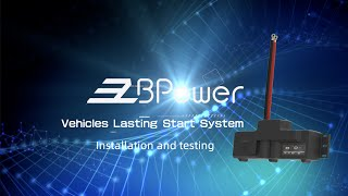 Vehicles Lasting Start System | Installation | TeamYoung | EzBPower