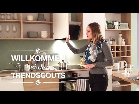 Küchenblock im Test - Küchenzeile Weiß/Eiche - XXXL Trendscouts (9)