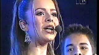 Sandy & Júnior - As Quatro Estações - Ao Vivo No VMB 2000