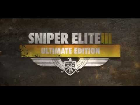SNIPER ELITE 3 ULTIMATE EDITION | Launch Trailer | DE