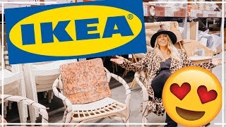 IKEA Boho Home Decor Haul